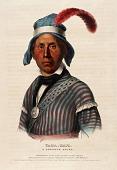 view Yaha-hajo. A Seminole Chief. digital asset number 1