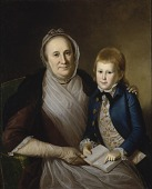 view Mrs. James Smith and Grandson digital asset number 1