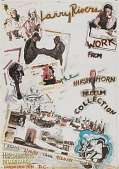 view Larry Rivers, Work from the Hirshhorn Museum Collection digital asset number 1