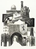 view Jerusalem digital asset number 1