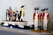 view Washington Crossing the Delaware: George Washington digital asset number 1