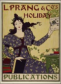 view L. Prang & Co's Holiday Publications digital asset number 1