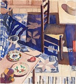 view Study for American Interior, 1934 digital asset number 1