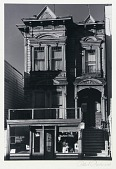 view Filmore District, San Francisco, from the Victorian House Project digital asset number 1