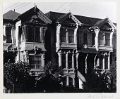 view On California St., San Francisco, from the Victorian House Project digital asset number 1
