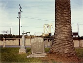 view Orange Ave. at Willow St. (first cemetery in Long Beach) digital asset number 1
