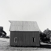 view Barn, Leavenworth County, from the Kansas Documentary Survey Project digital asset number 1