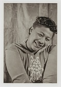 """view Ella Fitzgerald, from the unrealized portfolio """"Noble Black Women: The Harlem Renaissance and After"""" digital asset number 1"""