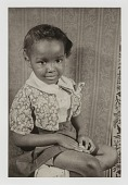 """view Esther Perkins, from the unrealized portfolio """"Noble Black Women: The Harlem Renaissance and After"""" digital asset number 1"""