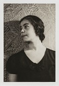"""view Dorothy Peterson, from the unrealized portfolio """"Noble Black Women: The Harlem Renaissance and After"""" digital asset number 1"""