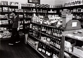 """view Stiglich Grocery, 2728 Avenue Q, Galveston, Texas, from """"The Corner Stores of Galveston,"""" Galveston County Cultural Arts Council digital asset number 1"""