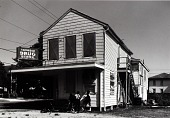 """view Ferguson Drug Store (now closed), 1218 35th, Galveston, Texas, from """"The Corner Stores of Galveston,"""" Galveston County Cultural Arts Council digital asset number 1"""