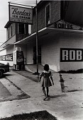 "view Roblies' Food Market, 1328 Church, Galveston, Texas, from ""The Corner Stores of Galveston,"" Galveston County Cultural Arts Council digital asset number 1"