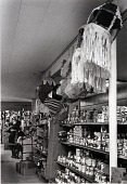 """view Roblies' Food Market, 1328 Church, Galveston, Texas, from """"The Corner Stores of Galveston,"""" Galveston County Cultural Arts Council digital asset number 1"""