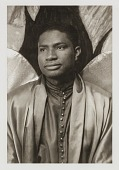 view Ossie Davis, from the portfolio 'O, Write My Name': American Portraits, Harlem Heroes digital asset number 1