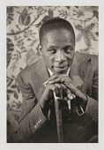 view John W. Bubbles, from the portfolio 'O, Write My Name': American Portraits, Harlem Heroes digital asset number 1