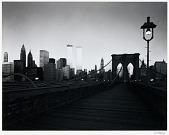 view Brooklyn Bridge, Dawn digital asset number 1