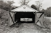 view Jehovah's Witness' Garage, Harlan County, Kentucky digital asset number 1