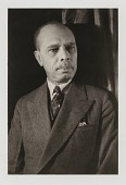 view James Weldon Johnson, from the portfolio 'O, Write My Name': American Portraits, Harlem Heroes digital asset number 1