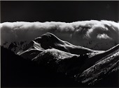 view Untitled (Snow Covered Mountains) digital asset number 1