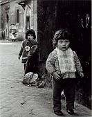 view Rome (Two Children--Front Child with Towel around Neck) digital asset number 1