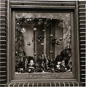 view William Pukalski's Christmas Window on Bank Street digital asset number 1