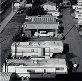 view Boulevard Trailer Court, Long Beach, California, from the Long Beach Documentary Survey Project digital asset number 1