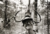 """view C. F. """"Catfish"""" Gray, Man of the Woods, from """"The Mountain Photography Workshop"""" Documentary Survey of Appalachian Kentucky and West Virginia digital asset number 1"""