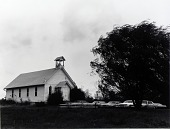 view Kansas Church, from the Kansas Documentary Survey Project digital asset number 1