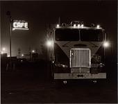 view Truckstop, Highway 58, Bakersfield, California digital asset number 1
