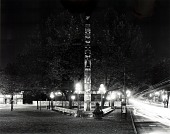 view Totem and Chief Seattle, from the Seattle Documentary Survey Project digital asset number 1