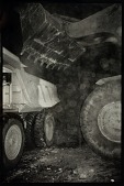 view Strip Mining at Night near Jackson, Freathiff County, KY digital asset number 1