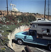 view Oil Well and Camper (from series, Longbeach) digital asset number 1