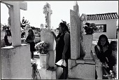 view Untitled (Women in Cemetery) digital asset number 1
