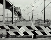 view From Terminal Island, Looking East, from the Long Beach Documentary Survey Project digital asset number 1