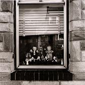 view Ann Benvenga's Fourth of July Window, Gough Street, Highlandtown digital asset number 1
