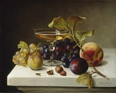 view Still Life with Fruit and Champagne digital asset number 1