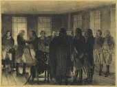 view Washington's Farewell to His Officers digital asset number 1