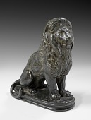 view Seated Lion digital asset number 1