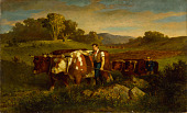 view Herdsmen with Cows digital asset number 1