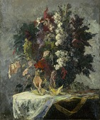 view Untitled (floral still life) digital asset number 1