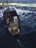 view Fishermen at Sea digital asset number 1