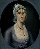 view Portrait of Mrs. Barbara Baker Murphy (Wife of Sea Captain) digital asset number 1