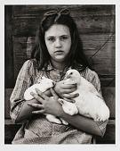 view Martha Holding Animals, from the Ozark Portfolio digital asset number 1