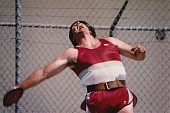 view Discus Thrower, Martin Luther King Games, Los Angeles, from the series Shooting for the Gold digital asset number 1