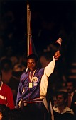 view Pernell Whitaker, Boxer, Pan-American Games, Gold Medalist, Caracas, Venezuela, from the series Shooting for the Gold digital asset number 1