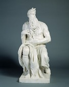 view Moses (after Michelangelo) digital asset number 1
