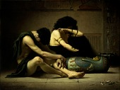 view Lamentations over the Death of the First-Born of Egypt digital asset number 1