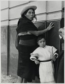 view Indian Woman and Boy, San Cristobal, Las Casas, Mexico digital asset number 1