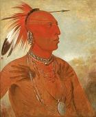 view La-wáh-he-coots-la-sháw-no, Brave Chief, a Skidi (Wolf) Pawnee digital asset number 1